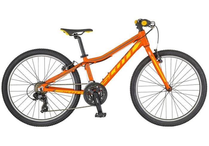 Bicicleta Infantil Scott Scale 24 Rígida 2018