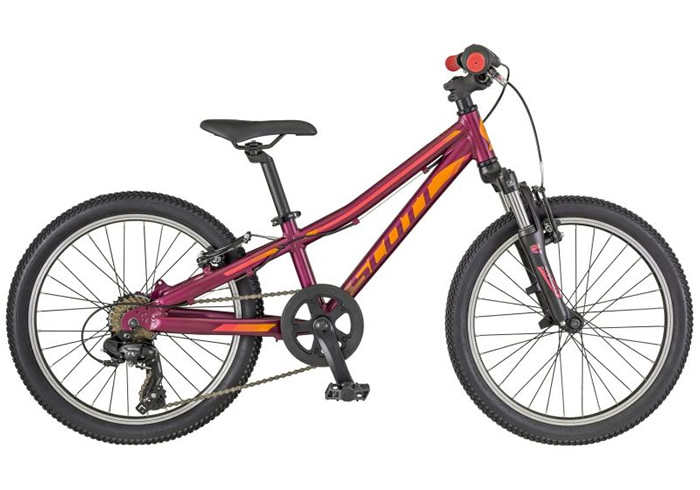 Bicicleta Junior Scott Contessa 20 2018