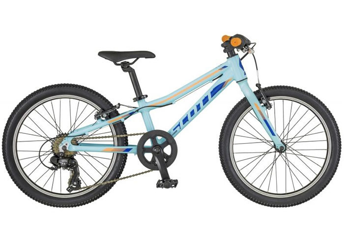 Bicicleta Junior Scott Contessa 20 Rígida 2018