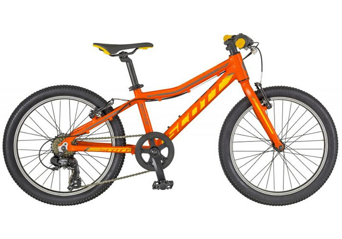 Bicicleta Junior Scott Scale 20 Rígida 2018
