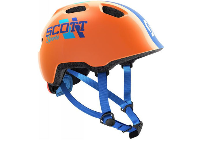 Casco Infantil Scott Chomp 2 2018 Naranja