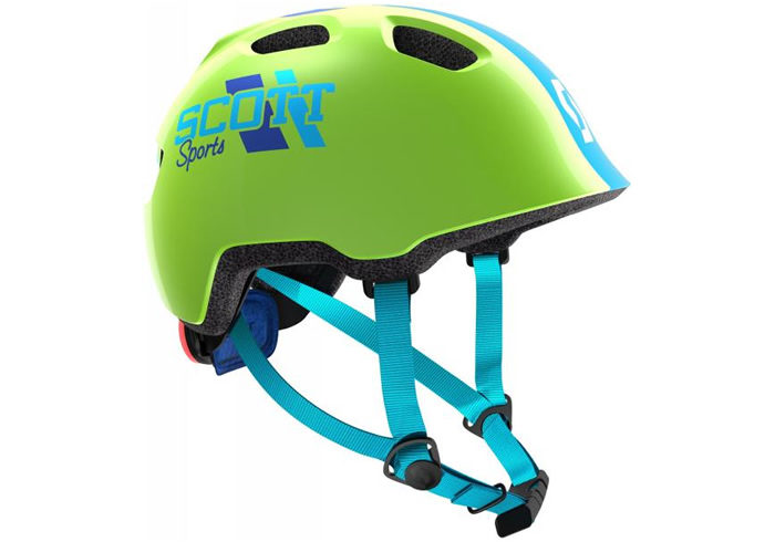 Casco Infantil Scott Chomp 2 2018 Verde