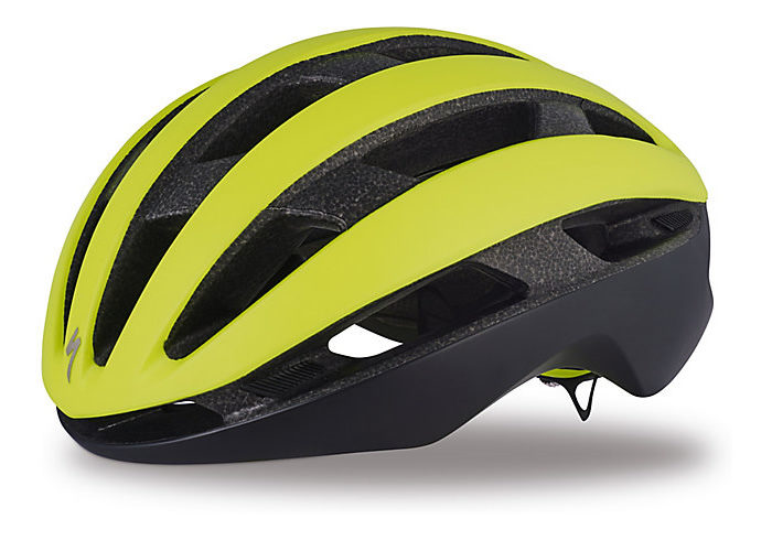 Casco Specialized AIRNET flúor