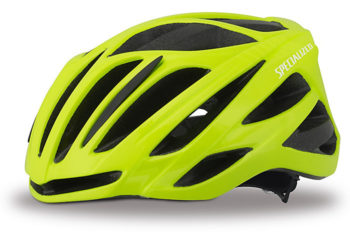 Casco Specialized ECHELON II 2018 flúor