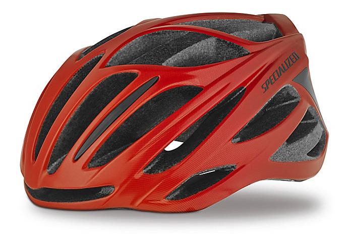 Casco Specialized ECHELON II 2018 rojo