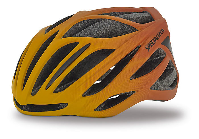 Casco Specialized ECHELON II naranja