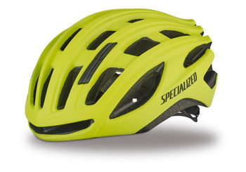 Casco Specialized PROPERO 3 2018 fluor