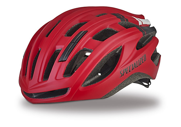 Casco Specialized PROPERO 3 2018 rojo