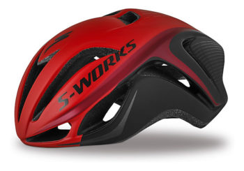 Casco Specialized S-WORKS EVADE 2018 Rojo