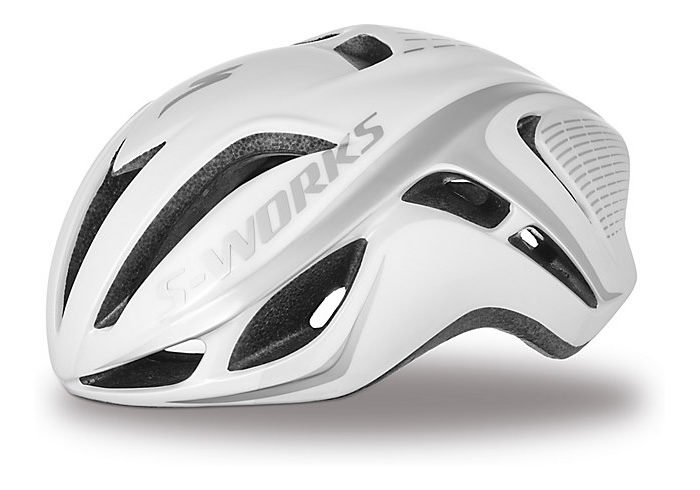 Casco Specialized S-WORKS EVADE TRI 2018 Blanco