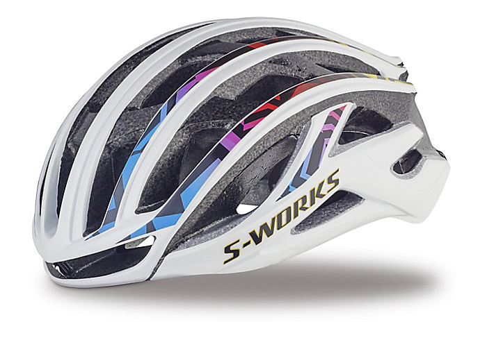 Casco Specialized S-WORKS PREVAIL II TEAM 2018 WC