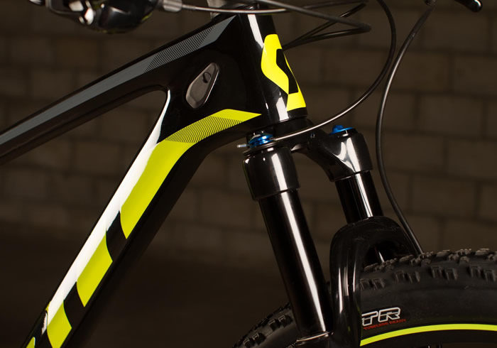 Bicicleta de montaña rígida Scott Scale RC 900 Pro