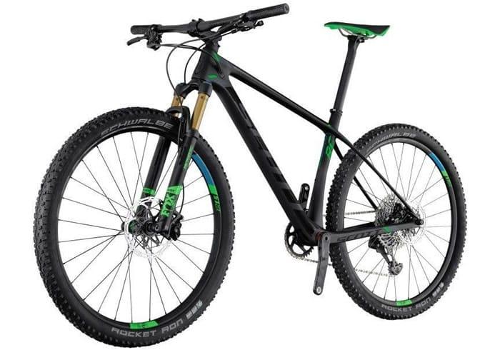 Bicicleta Scale RC 900/700 Ultimate 2017