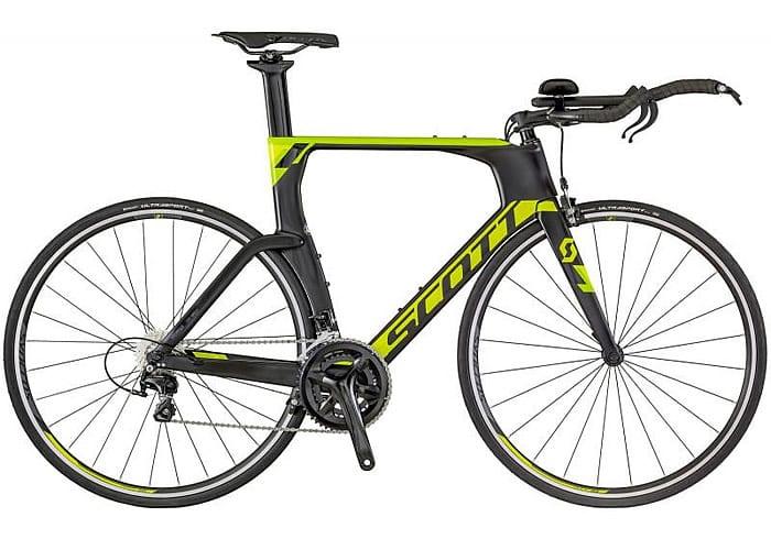 Bicicleta Triatlón Scott Plasma 20 2018