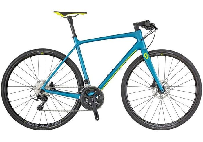 Bicicleta de carretera Scott Metrix 10 Disc 2018