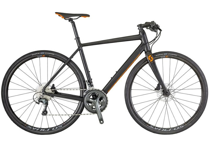 Bicicleta de carretera Scott Metrix 20 Disc 2018