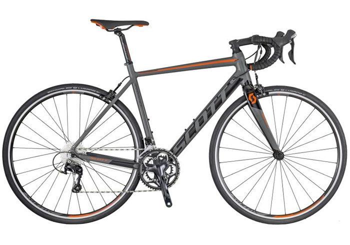 Bicicleta de carretera Scott Speedster 10 2018