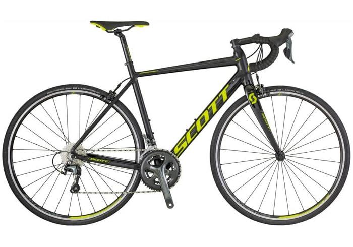 Bicicleta de carretera Scott Speedster 20 2018