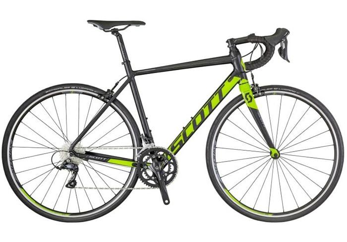 Bicicleta de carretera Scott Speedster 30 2018