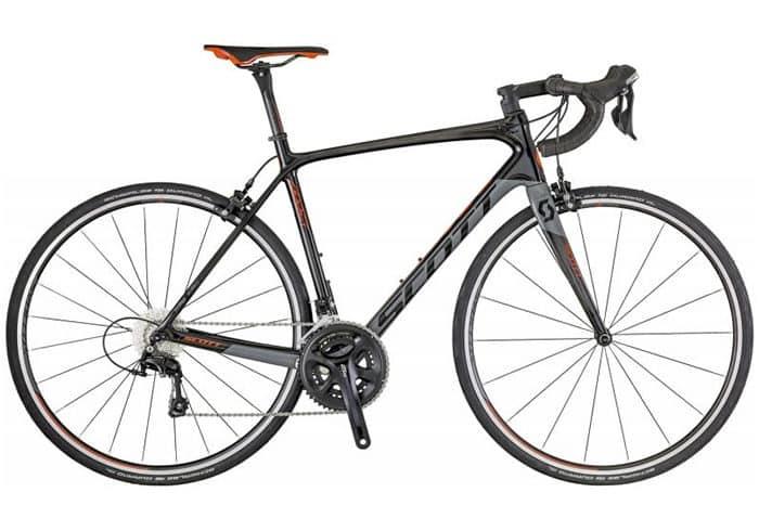 Bicicleta de carreteras Scott Addict 20 2018