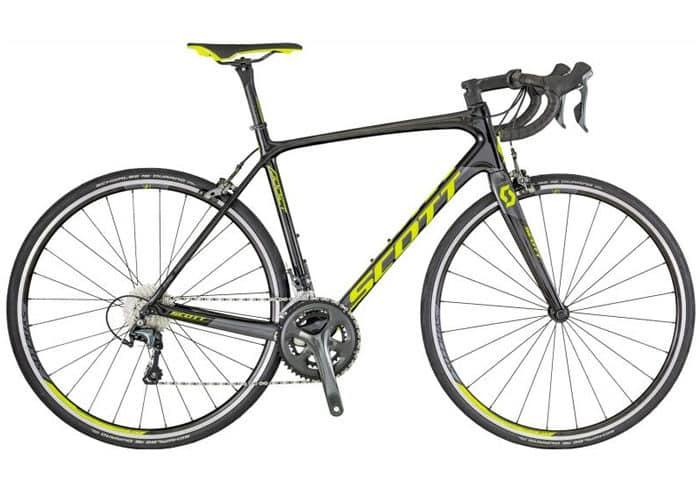 Bicicleta de carreteras Scott Addict 30 2018