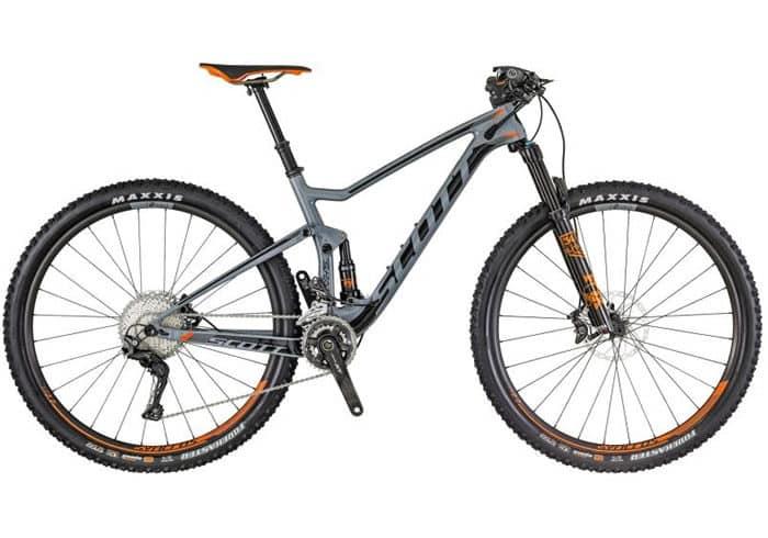 Bicicleta de montaña Scott Spark 910