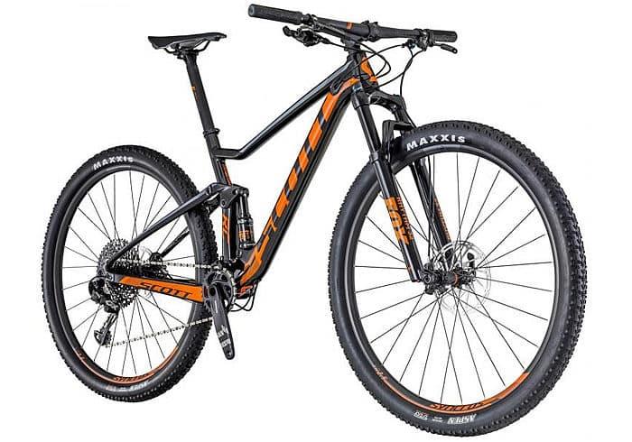 Bicicleta de montaña Scott Spark RC 900 Comp