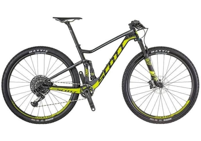 Bicicleta de montaña Scott Spark RC 900 Pro