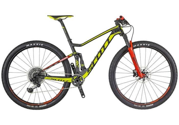 Bicicleta de montaña Scott Spark RC 900 WC