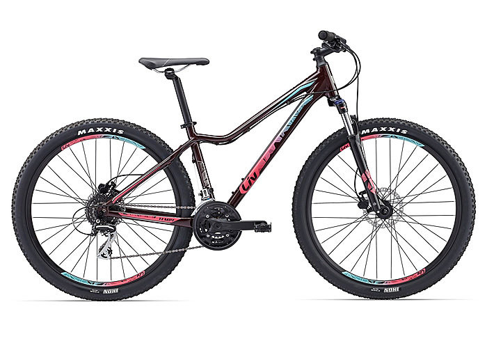 Bicicleta montaña mujer GIANT Liv Tempt 4 2017