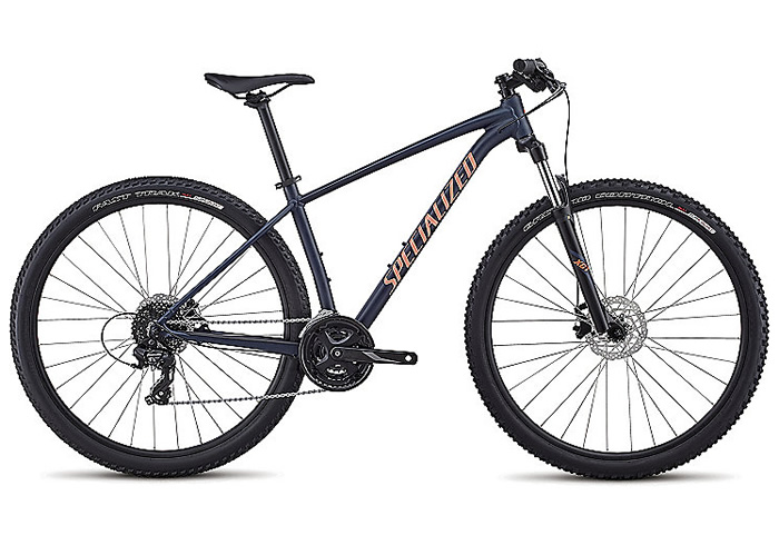 Bicicleta montaña Specialized Rockhopper mujer 2018