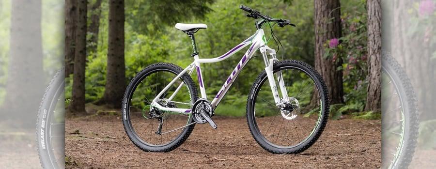 Bicicletas de montaña Scott Contessa