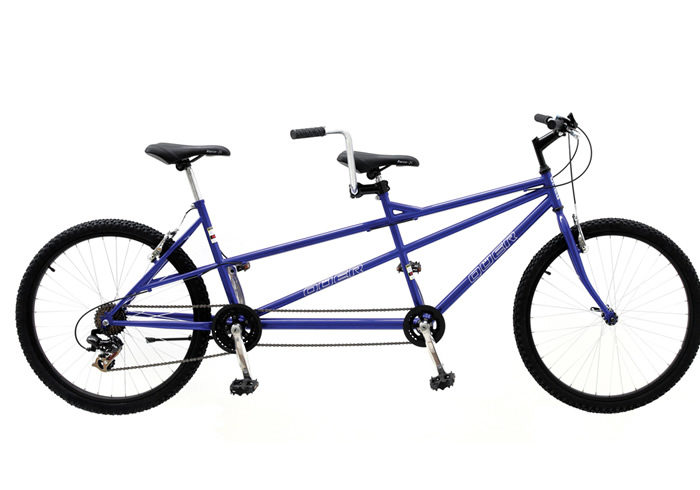 Bicicleta Tandem 26