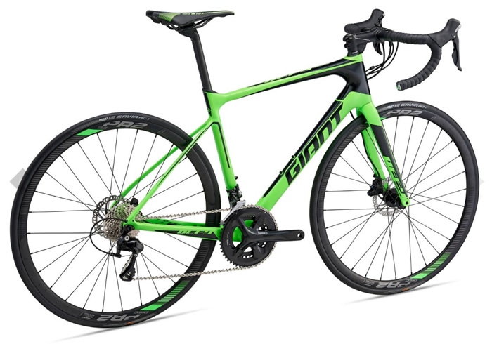 Bicicleta carretera Giant DEFY ADVANCED 2 2018