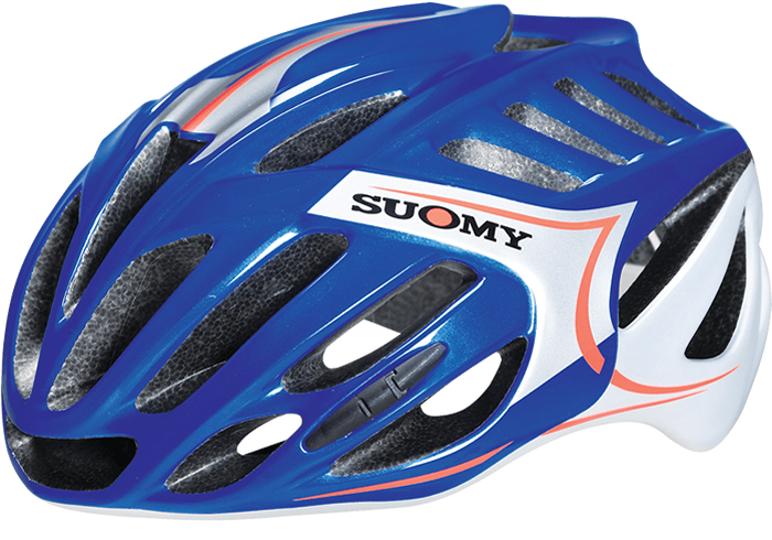 Casco Suomy TMLS All-In 2018 Azul-Blanco