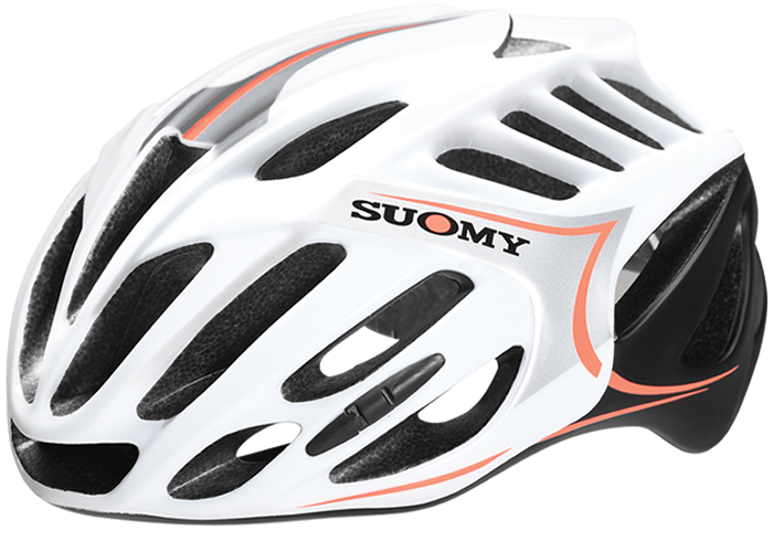 Casco Suomy TMLS All-In 2018 Blanco-Grís