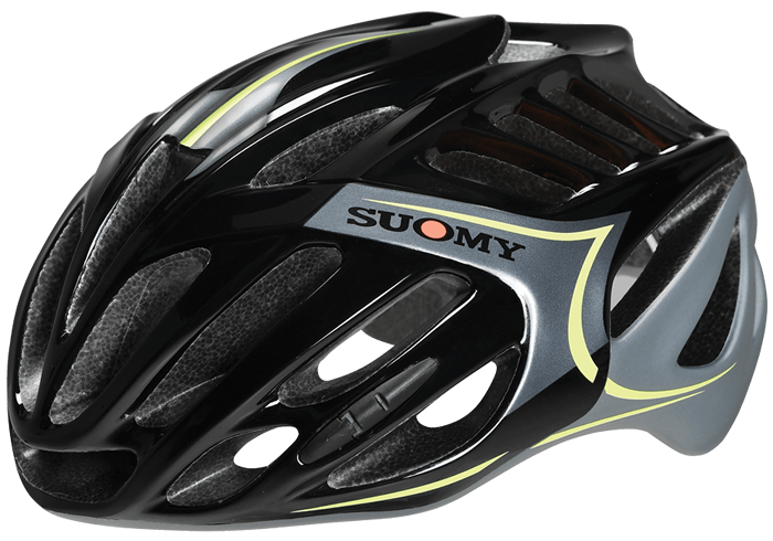 Casco Suomy TMLS All-In 2018 Negro-Amarillo II