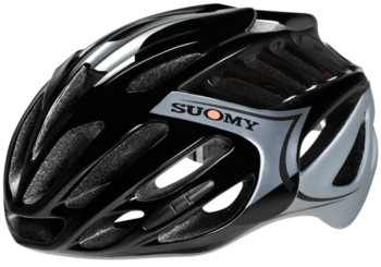 Casco Suomy TMLS All-In 2018 Negro-Grís