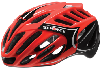 Casco Suomy TMLS All-In 2018 Rojo-Negro