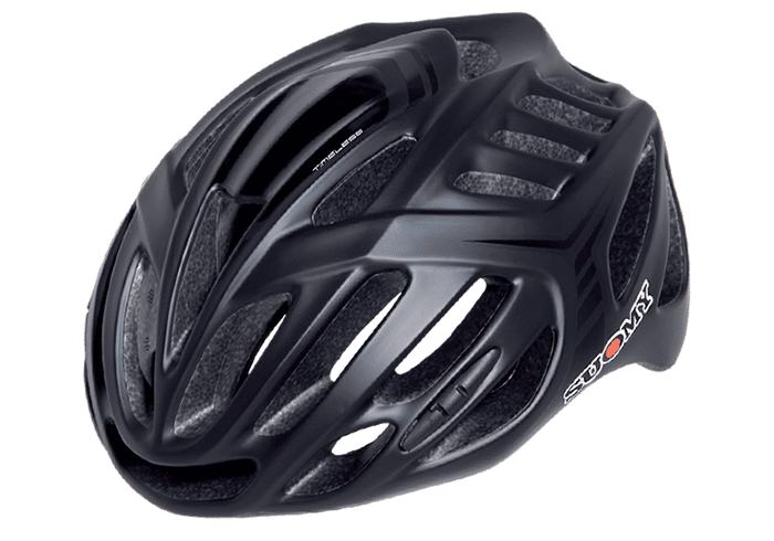 Casco ciclismo Suomy negro
