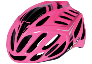 Casco ciclismo Suomy rosa
