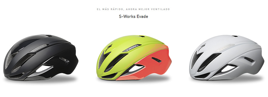 S-Works Evade 2018