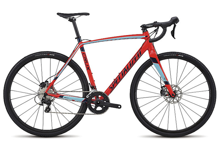 Specialized CruX Sport E5