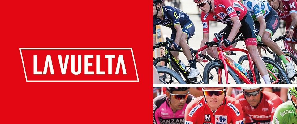 Maillot La Vuelta 2018