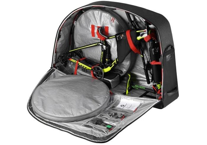Bolsa De Transporte Para Bicicleta Scott Classic : Maleta bicicleta scott transport premium carrasco