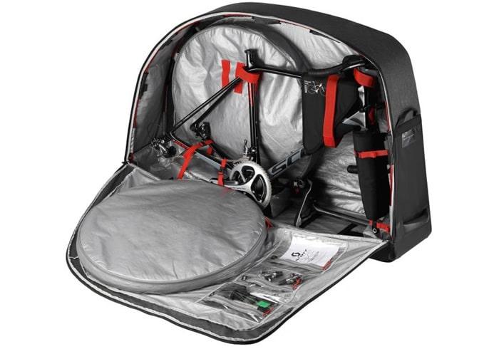 Bolsa De Transporte Para Bicicleta Classic Scott : Maleta bicicleta scott transport premium carrasco