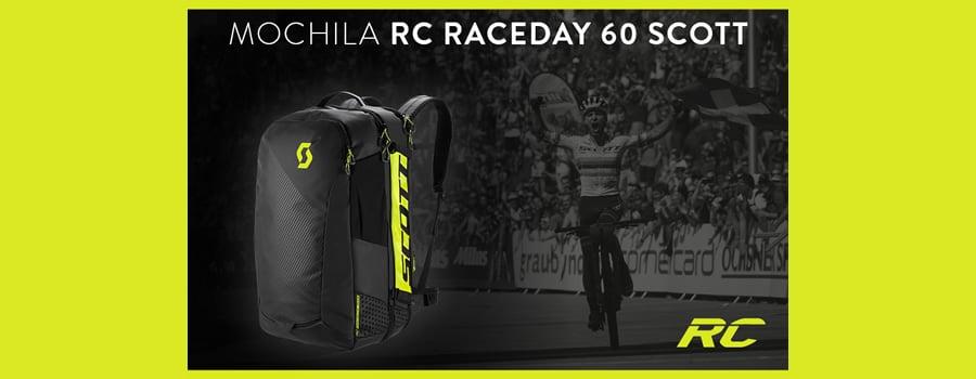 Mochila ciclismo Scott RC Raceday 60