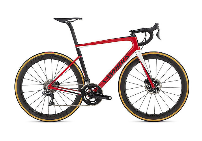S-Works Tarmac Disc 2018 Roja