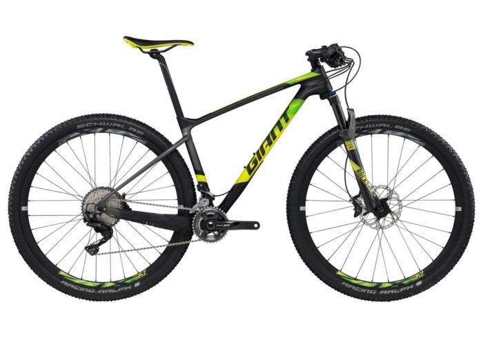Bicicleta de montaña Giant XTC Advanced 2 2018
