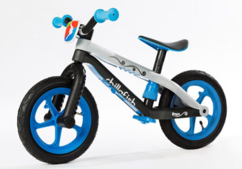 Bicicleta infantil Chillafist azul